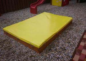 Ochranná plachta pre pieskovisko
