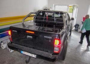 Ochranná plachta pre auto