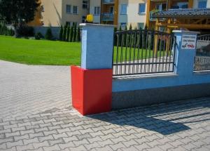 Krycie a ochranné plachty pre múr