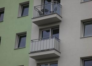 Krycia plachta pre balkón